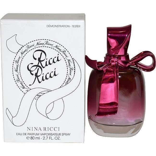 Парфюмерная вода (тестер) 80 мл Nina Ricci Ricci Ricci