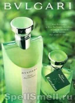 Bvlgari Eau Parfumee Au The Vert