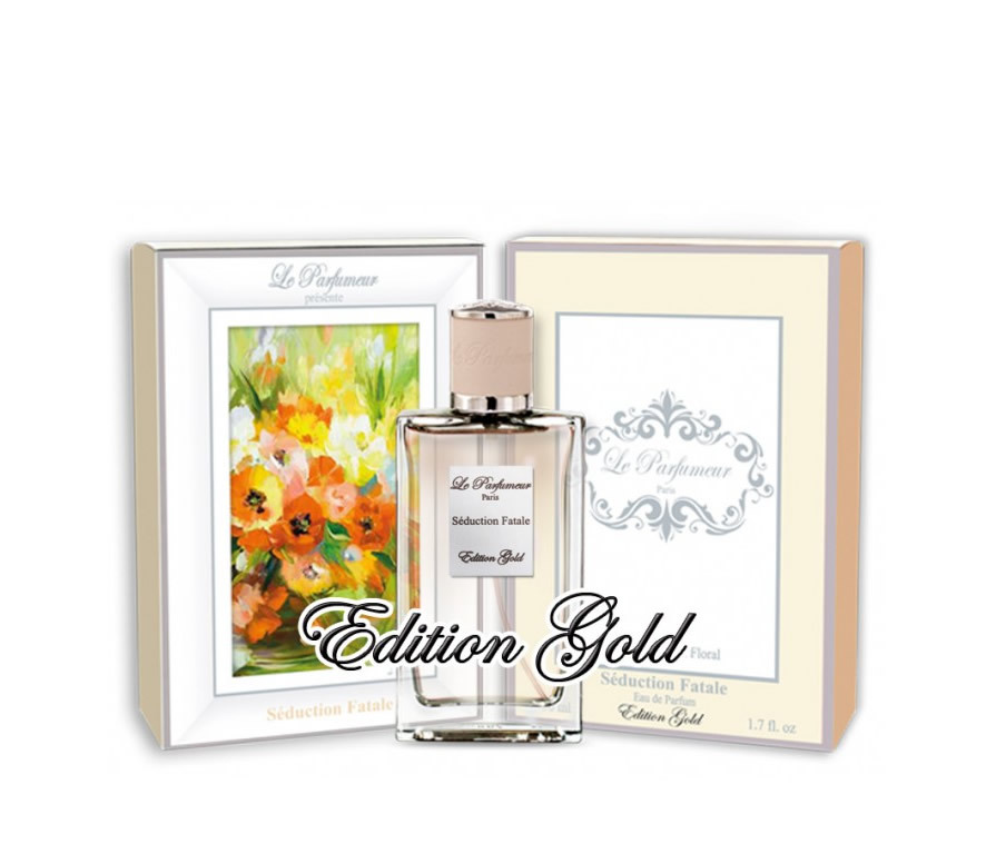 Le Parfumeur Seduction Fatale Edition Gold