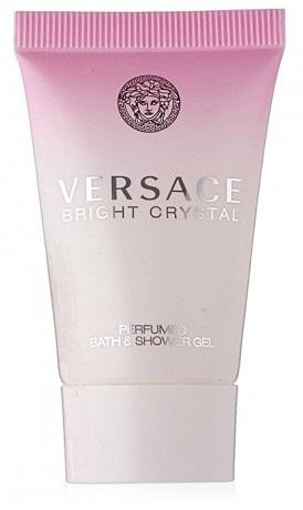 Гель для душа (тестер) 50 мл Versace Bright Crystal