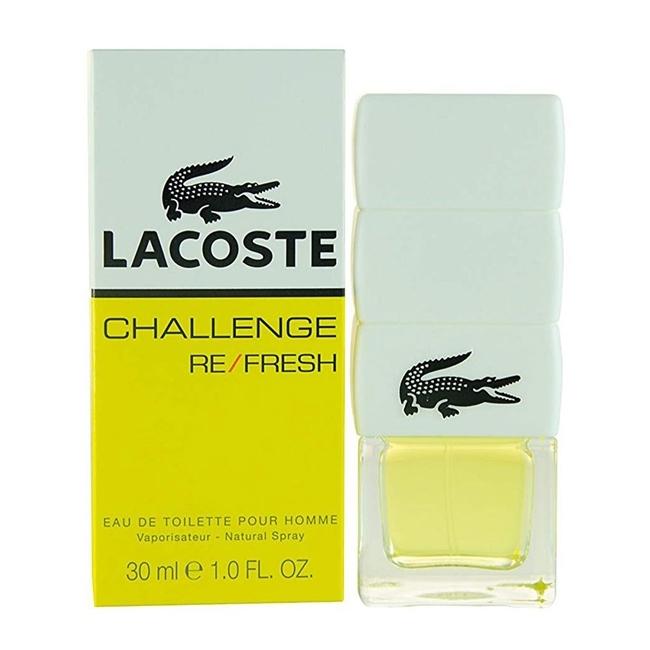 Туалетная вода 30 мл Lacoste Challenge Re Fresh