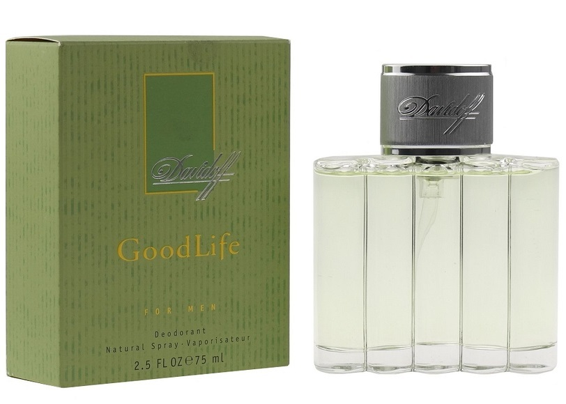 Дезодорант-спрей 75 мл Davidoff Good Life