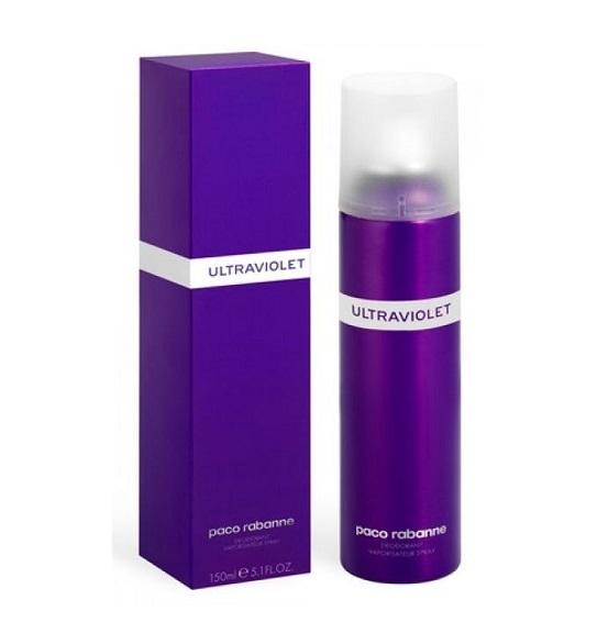 Дезодорант-спрей 150 мл Paco Rabanne Ultraviolet