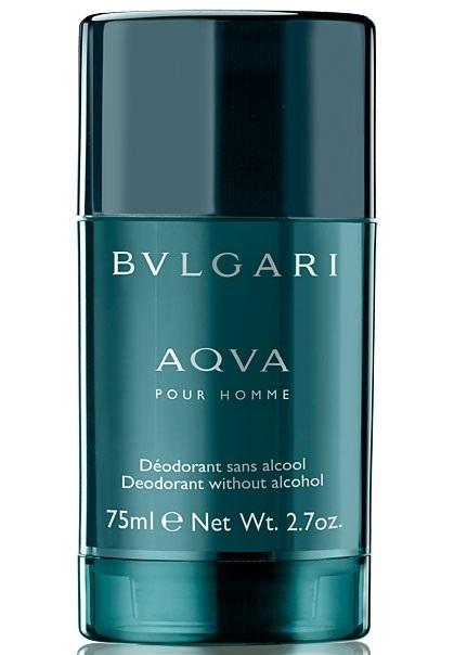 Дезодорант-стик 75 мг Bvlgari Aqva Pour Homme