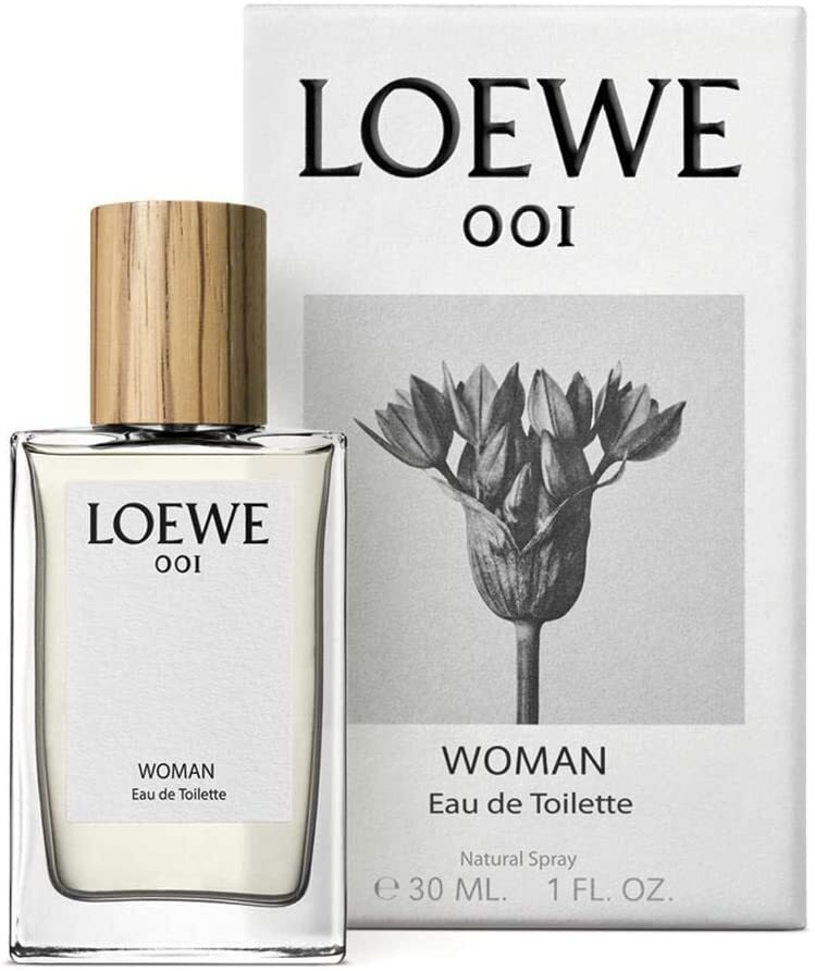 Туалетная вода 30 мл Loewe Loewe 001 Woman Eau de Toilette