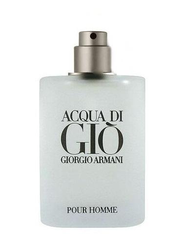 Туалетная вода (тестер) 50 мл Giorgio Armani Acqua Di Gio