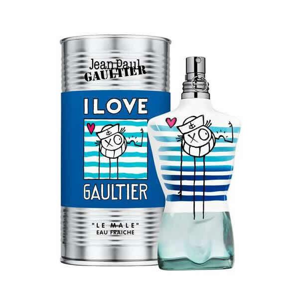 Jean Paul Gaultier Le Male Eau Fraiche Andre Edition