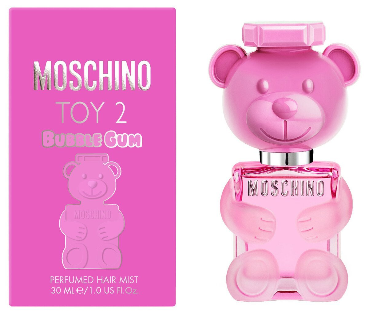 Дымка для волос 30 мл Moschino Toy 2 Bubble Gum