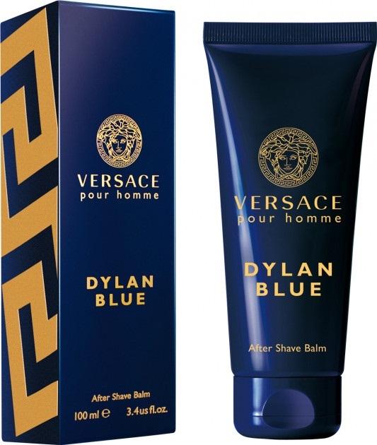 Бальзам после бритья 100 мл Versace Versace Pour Homme Dylan Blue