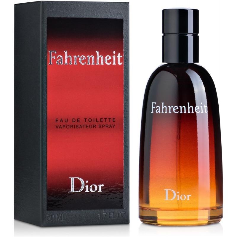 Туалетная вода 100 мл Christian Dior Fahrenheit