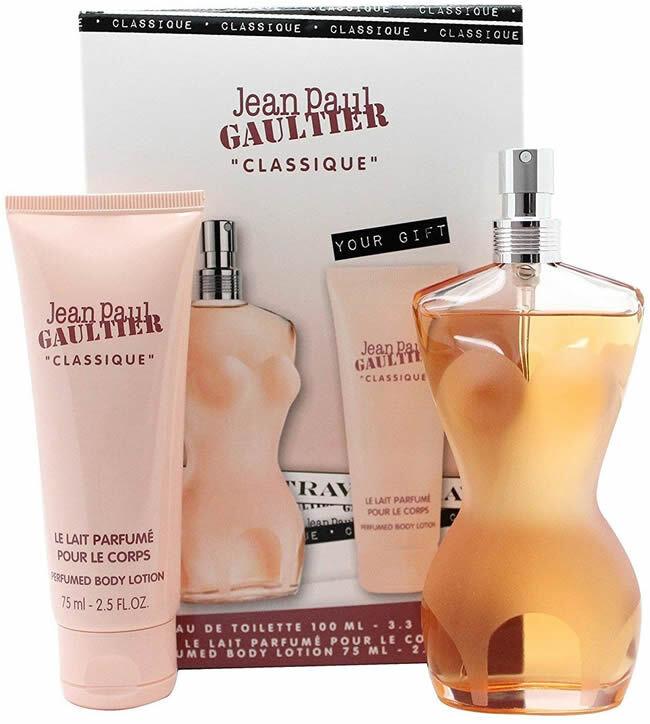 Набор (туалетная вода 100 мл + лосьон для тела 75 мл) Jean Paul Gaultier Classique