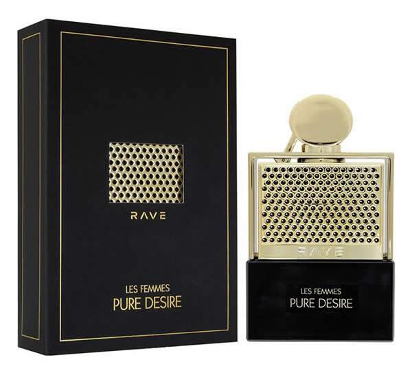 Lattafa Perfumes Pure Desire Les Femmes