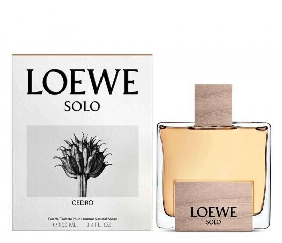 Loewe Solo Loewe Cedro