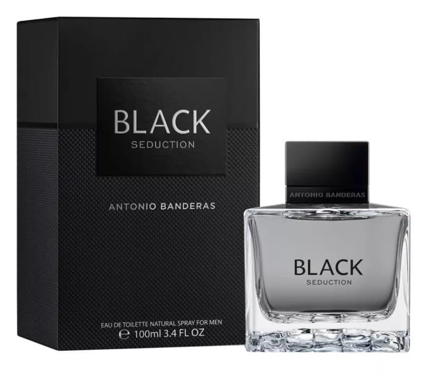 Туалетная вода 100 мл Antonio Banderas Black Seduction