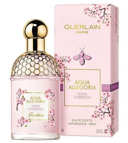 Guerlain Aqua Allegoria Flora Cherrysia 2020