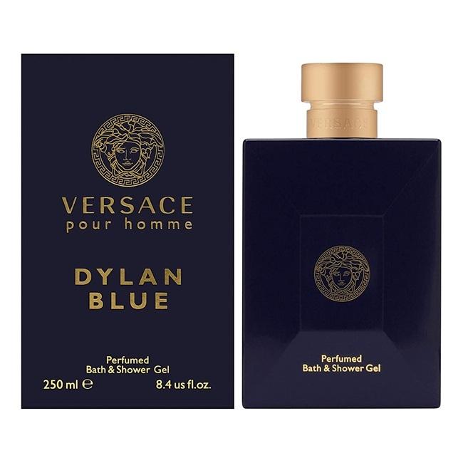 Гель для душа 250 мл Versace Versace Pour Homme Dylan Blue