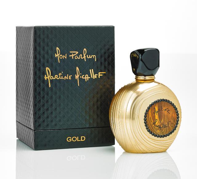 Парфюмерная вода 100 мл M.Micallef Mon Parfum Gold