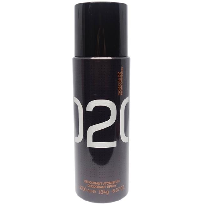 Дезодорант-спрей 200 мл Escentric Molecules Molecule 02