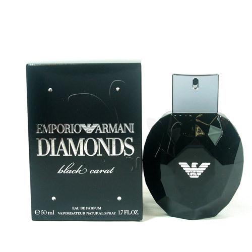 Парфюмерная вода 50 мл Giorgio Armani Emporio Armani Diamonds Black Carat for Her