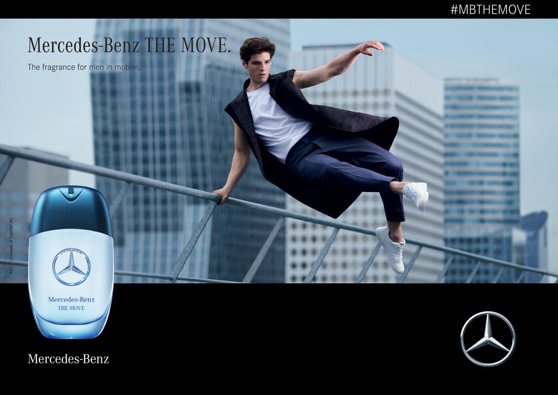 Mercedes Benz The Move