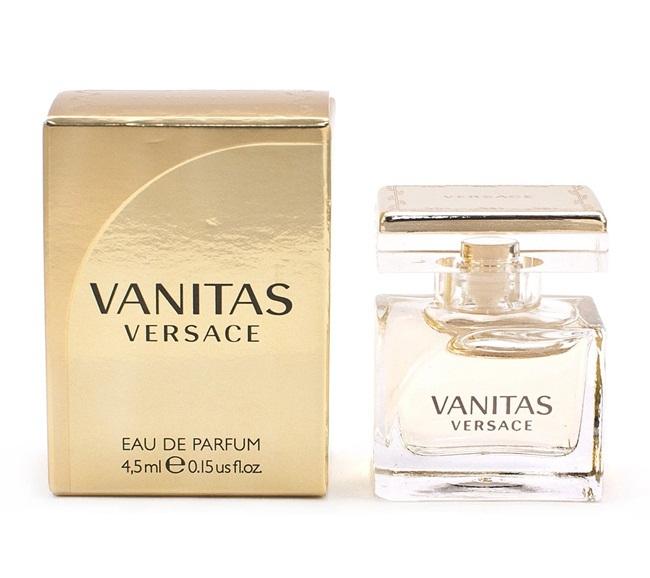 Парфюмерная вода 4.5 мл Versace Vanitas