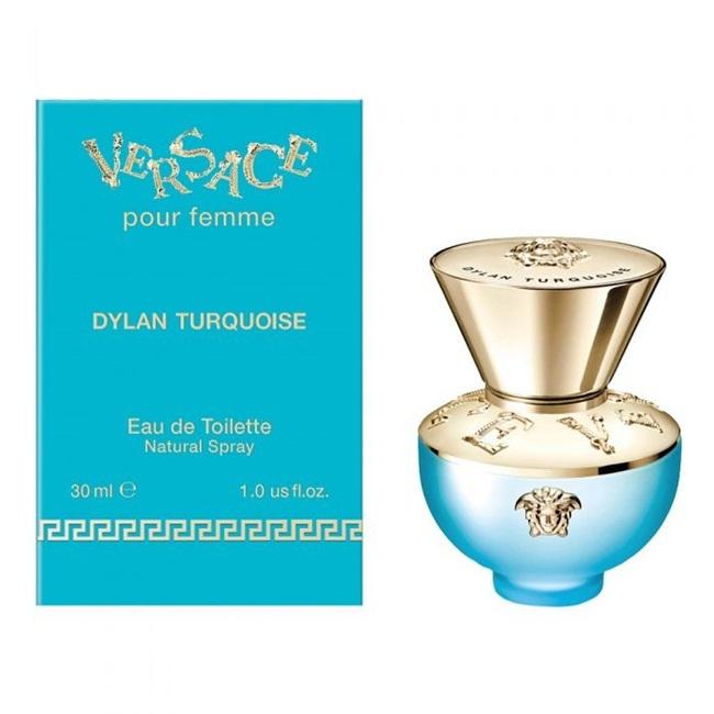 Туалетная вода 30 мл Versace Dylan Turquoise Pour Femme