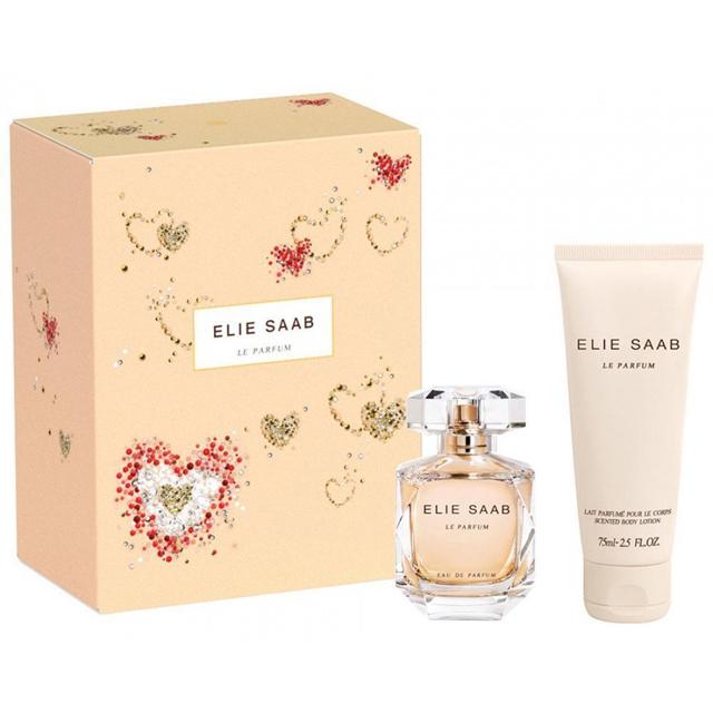 Набор (парфюмерная вода 30 мл + лосьон для тела 75 мл) Elie Saab Le Parfum