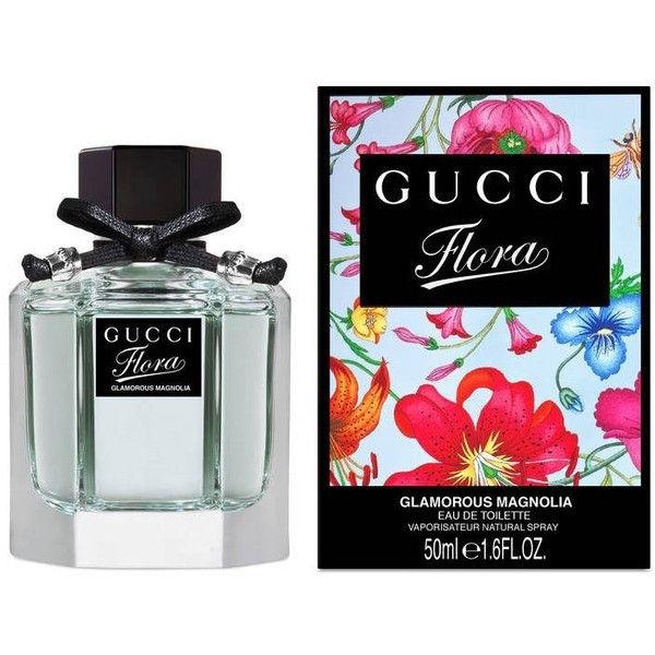 Туалетная вода 50 мл Gucci Flora Glamorous Magnolia