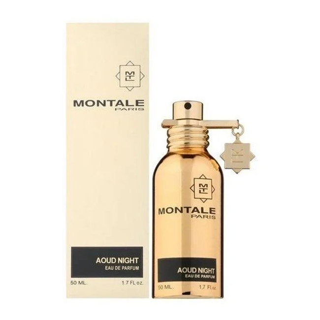 Парфюмерная вода 50 мл Montale Aoud Night