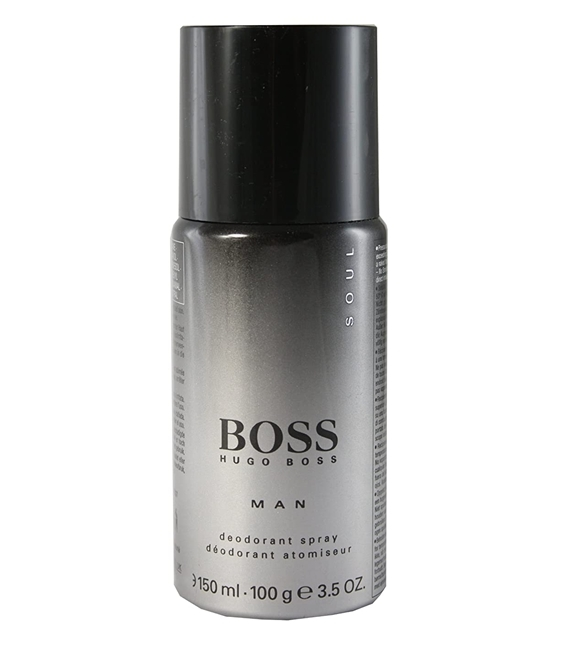 Дезодорант-спрей 150 мл Hugo Boss Boss Soul