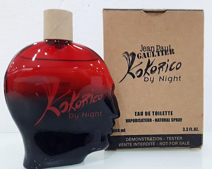 Туалетная вода (тестер) 100 мл Jean Paul Gaultier Kokorico By Night