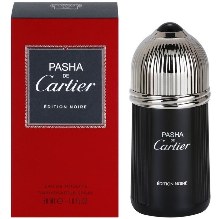 Туалетная вода 50 мл Cartier Pasha Edition Noire