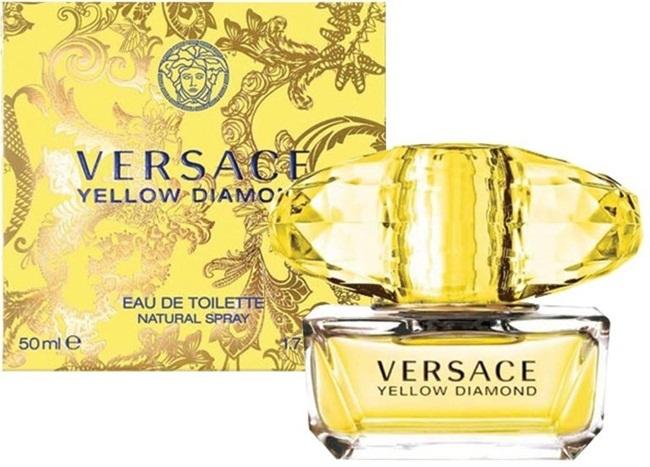 Туалетная вода 50 мл Versace Yellow Diamond