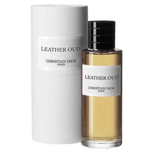 Парфюмерная вода 250 мл Christian Dior Leather Oud 2018