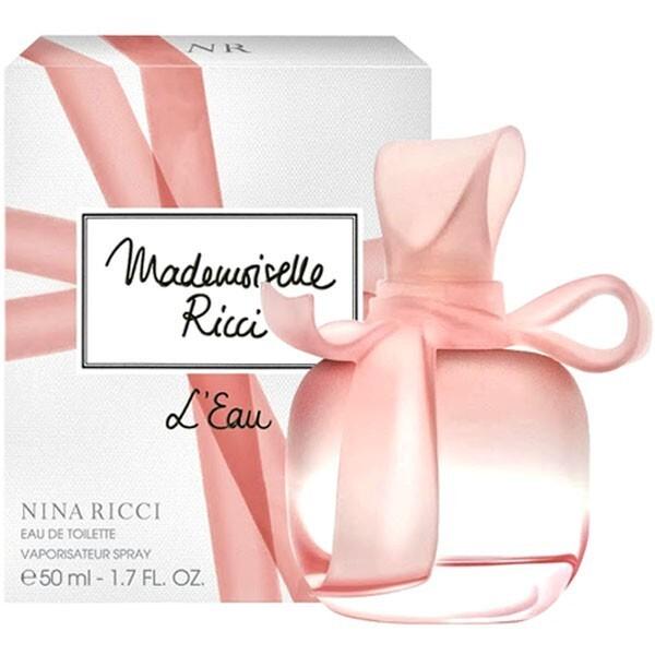 Туалетная вода 50 мл Nina Ricci Mademoiselle Ricci L Eau
