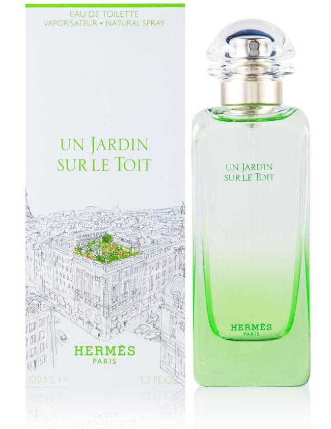 Hermes Un Jardin sur le Toit