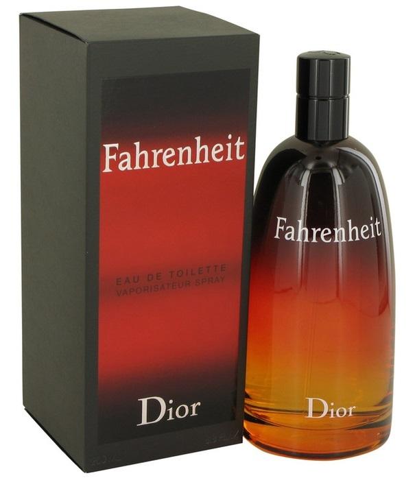 Туалетная вода 200 мл Christian Dior Fahrenheit