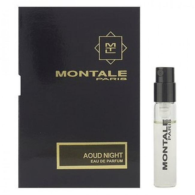 Парфюмерная вода 2 мл Montale Aoud Night
