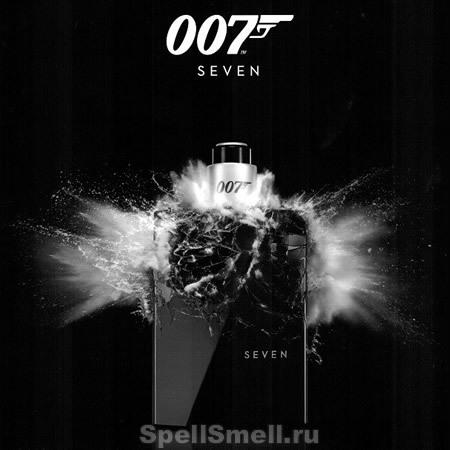Eon Productions James Bond 007 Seven Intense