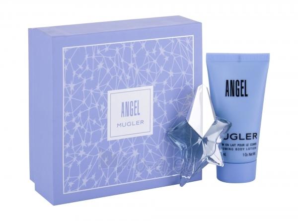 Набор (парфюмерная вода 5 мл + лосьон для тела 30 мл) Thierry Mugler Angel