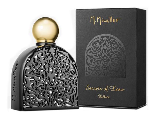 Парфюмерная вода 75 мл M.Micallef Secrets of Love Delice