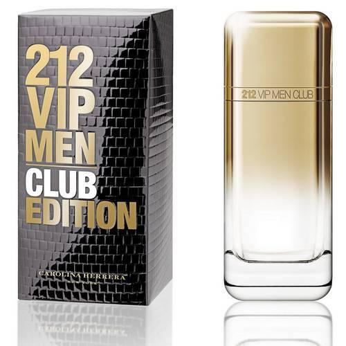 Carolina Herrera 212 VIP Men Club Edition