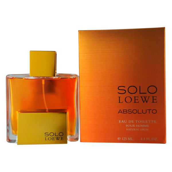 Туалетная вода 125 мл Loewe Solo Loewe Absoluto