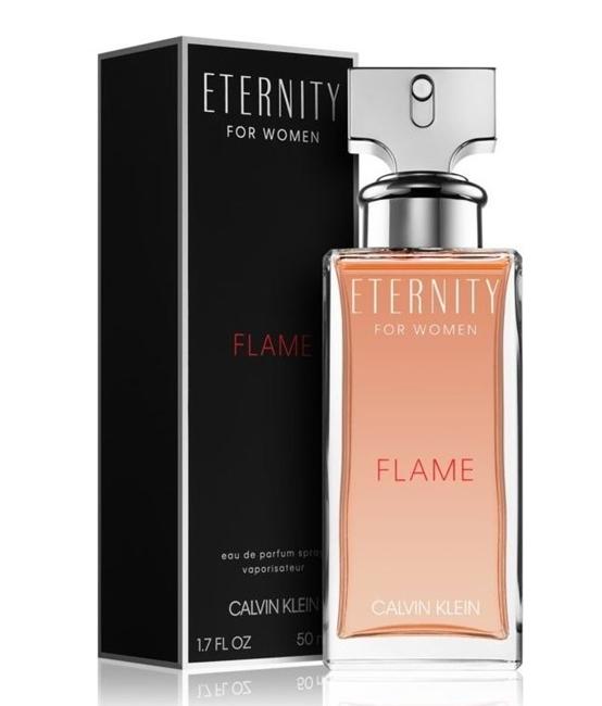 Парфюмерная вода 50 мл Calvin Klein Eternity Flame For Women