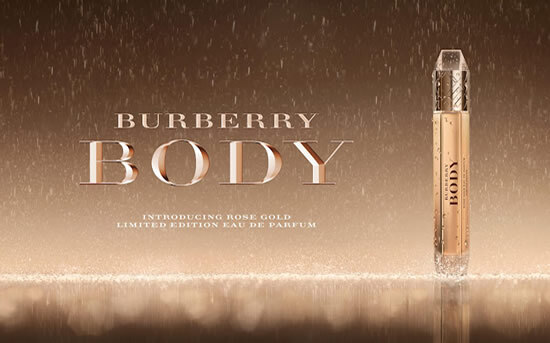 Burberry Body Rose Gold Limited Edition