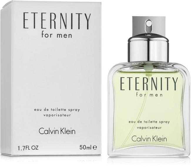 Туалетная вода (тестер) 50 мл Calvin Klein Eternity For Men