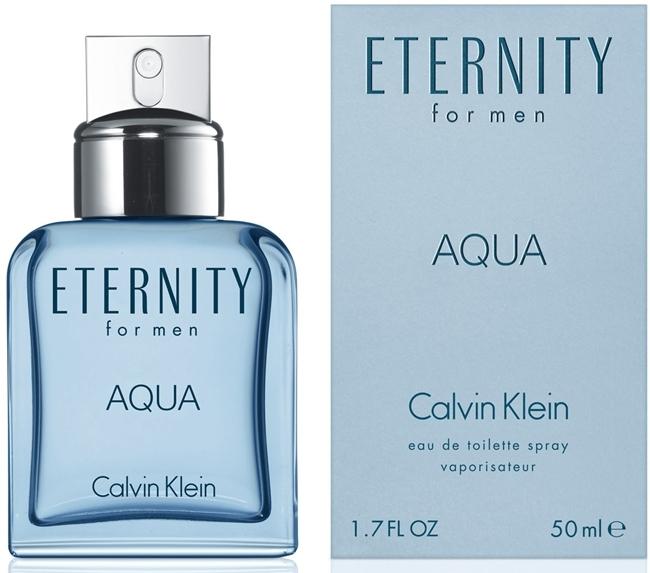 Туалетная вода 50 мл Calvin Klein Eternity Aqua