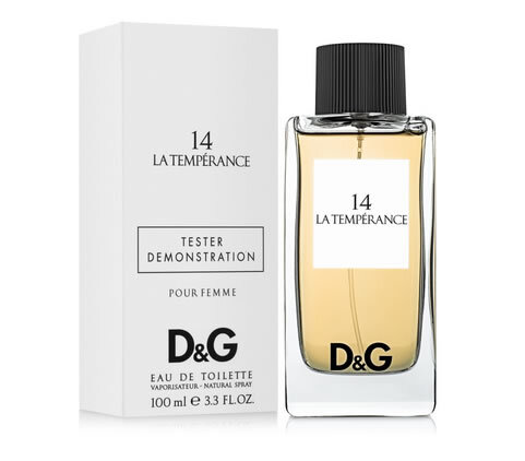 Туалетная вода (тестер) 100 мл Dolce & Gabbana DG Anthology La Temperance 14