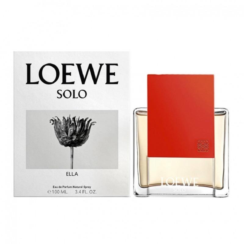 Парфюмерная вода 100 мл Loewe Solo Loewe Ella