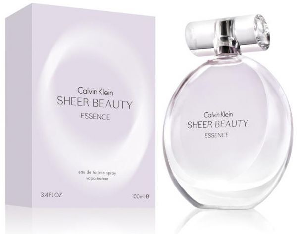Туалетная вода 100 мл Calvin Klein Sheer Beauty Essence
